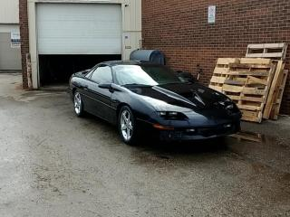 Used 1995 Chevrolet Camaro Cp for sale in Kitchener, ON