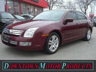 Used 2007 Ford Fusion SEL for sale in London, ON