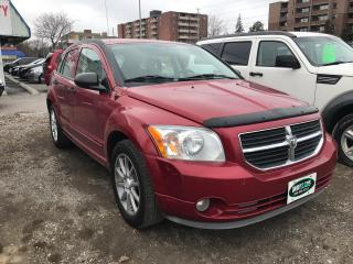 Used 2008 Dodge Caliber SXT AS-IS for sale in Mississauga, ON