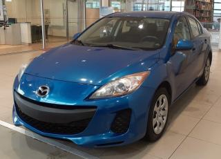 Used 2013 Mazda MAZDA3 GX for sale in Beauport, QC