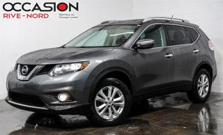 Used 2015 Nissan Rogue SV AWD TOIT.OUVRANT+CAM.RECUL+SIEGES.CHAUFFANTS for sale in Boisbriand, QC