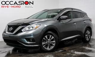 Used 2016 Nissan Murano SV AWD NAVI+TOIT.PANO+CAM.RECUL for sale in Boisbriand, QC