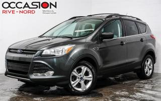 Used 2016 Ford Escape SE MAGS+SIEGES.CHAUFFANTS+BLUETOOTH for sale in Boisbriand, QC