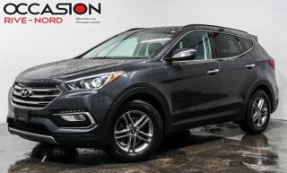 Used 2017 Hyundai Santa Fe Sport SE AWD CUIR+TOIT.PANO+SIEGES.CHAUFFANTS for sale in Boisbriand, QC