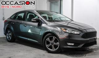 Used 2016 Ford Focus SE MAGS+CAM.RECUL+BLUETOOTH for sale in Boisbriand, QC