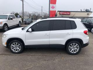 Used 2011 Volkswagen Tiguan 4MOTION AWD- Comfortline for sale in Thornton, ON