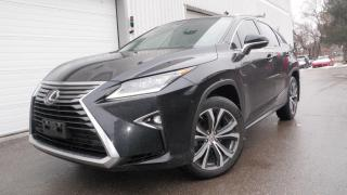 2016 Lexus RX 350 AWD LUXURY NAV