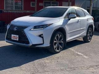 Used 2016 Lexus RX 350 Luxury for sale in Scarborough, ON