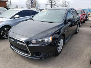 Used 2015 Mitsubishi Lancer **4x4** for sale in Hamilton, ON