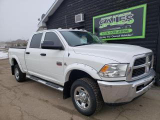 Used 2012 RAM 2500 ST for sale in Dundalk, ON