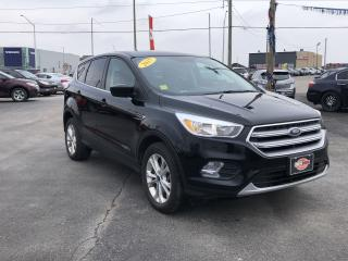 Used 2017 Ford Escape SE*HEATED SEATS*BACKUP CAM* for sale in London, ON