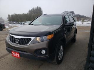 Used 2012 Kia Sorento LX for sale in Dundalk, ON