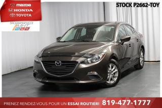 Used 2015 Mazda MAZDA3 AUTOMATIQUE| CLIMATISATION| BLUETOOTH for sale in Drummondville, QC