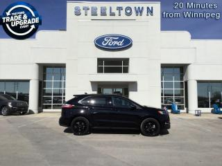 New 2020 Ford Edge ST  - Leather Seats -  Heated Seats for sale in Selkirk, MB