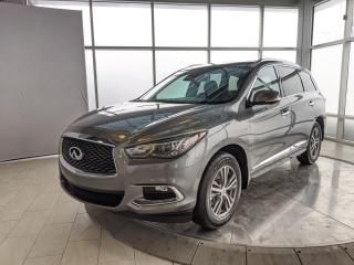 New 2020 Infiniti QX60 ESSENTIAL PKG for sale in Edmonton, AB
