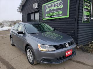 Used 2011 Volkswagen Jetta Trendline for sale in Dundalk, ON