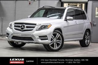 Used 2015 Mercedes-Benz GLK-Class *** RÉSERVÉ / ON HOLD *** NAVIGATION - CAMERA 360 - TOIT PANO - MAGS 20'' for sale in Lachine, QC