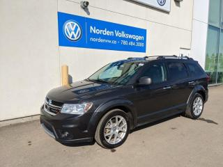 Used 2015 Dodge Journey R/T AWD - 7 PASS / LEATHER / NAVI for sale in Edmonton, AB