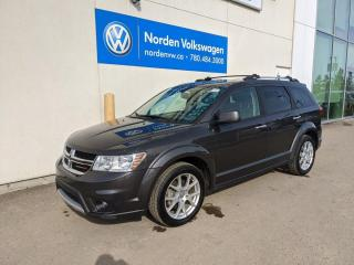 Used 2016 Dodge Journey R/T AWD V6 LOADED for sale in Edmonton, AB
