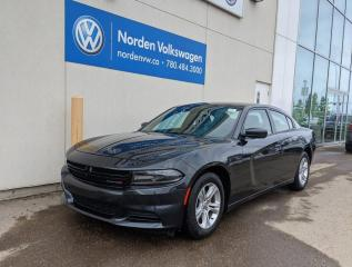 Used 2019 Dodge Charger SXT - TOUCHSCREEN / ALLOYS / PUSH START for sale in Edmonton, AB