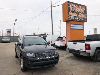 Used 2014 Jeep Compass North**4X4**ONLY 59KMS**4 CYLINDER**CERTIFIED for sale in London, ON