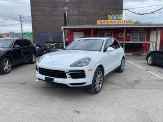 Used 2019 Porsche Cayenne S S for sale in Scarborough, ON