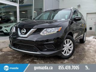 Used 2015 Nissan Rogue S - AWD, BACK UP, BLUETOOTH, POWER OPTIONS for sale in Edmonton, AB