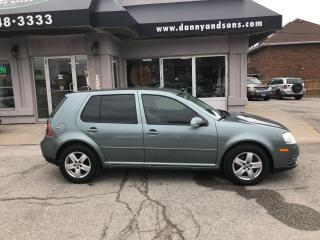 Used 2009 Volkswagen City Golf Hatch for sale in Mississauga, ON