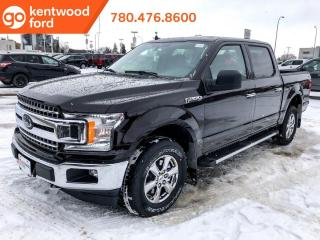 New 2020 Ford F-150 XLT 300A | 4X4 SuperCrew | 3.5L V6 Ecoboost | Auto Start/Stop | Rear View Camera for sale in Edmonton, AB