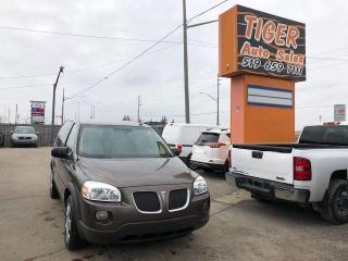 Used 2009 Pontiac Montana NEWER TIRES**ONLY 167KM**DRIVES GREAT**AS IS for sale in London, ON
