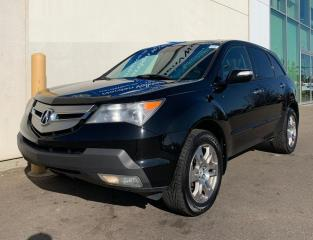 Used 2008 Acura MDX Tech/Entertainment Pkg 4WD 4dr for sale in Edmonton, AB