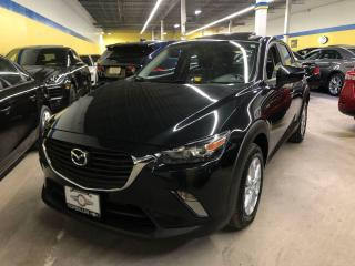 Used 2016 Mazda CX-3 GS AWD, Leather, Sunroof for sale in Vaughan, ON