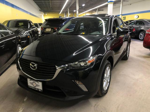 2016 Mazda CX-3 GS AWD, Leather, Sunroof