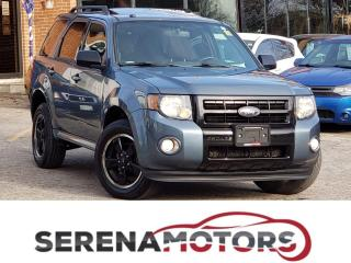 Used 2012 Ford Escape XLT | V6 | SPORT PKG | ONE OWNER | NO ACCIDENTS for sale in Mississauga, ON