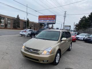 Used 2009 Kia Sedona EX W/LUXURY PKG for sale in Toronto, ON