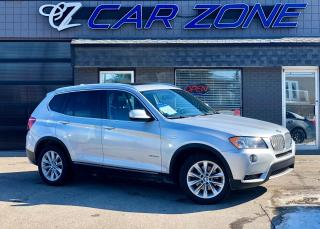 Used 2013 BMW X3 35i for sale in Calgary, AB