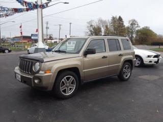 Used 2008 Jeep Patriot SPORT for sale in Welland, ON