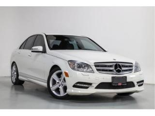 Used 2011 Mercedes-Benz C-Class C300   4MATIC   NAVI   HARMAN/KARDON   SUNROOF for sale in Vaughan, ON