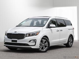 New 2020 Kia Sedona SX for sale in Kitchener, ON