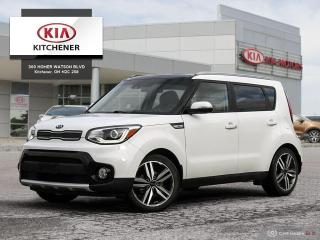 Used 2018 Kia Soul EX TECH, ONE OWNER!!! for sale in Kitchener, ON