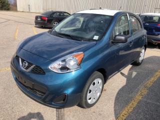 New 2019 Nissan Micra S Manual for sale in Burlington, ON