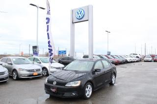 Used 2013 Volkswagen Jetta Sedan 2.5L Auto Sportline for sale in Whitby, ON