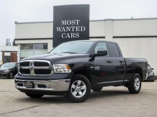 Used 2018 RAM 1500 Tradesman Quad Cab 4WD for sale in Kitchener, ON