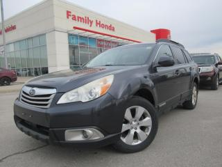 Used 2010 Subaru Outback 4dr Wgn H4 Auto 2.5i Premium | HEATED SEATS | for sale in Brampton, ON