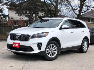 Used 2019 Kia Sorento EX 2.4 AWD |LEATHER |7 PASSENGER |HEATED SEATS for sale in Stoney Creek, ON