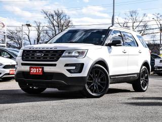 Used 2017 Ford Explorer 4WD|XLT|NAVIGATION |LEATHER |20' WHEELS for sale in Stoney Creek, ON