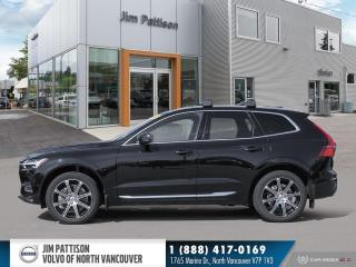 New 2019 Volvo XC60 T6 - EXECUTIVE DEMO - HUGE SAVINGS - 2.9% OAC for sale in North Vancouver, BC