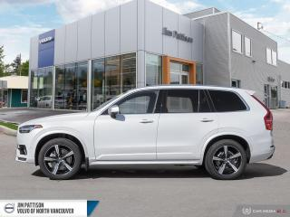 New 2019 Volvo XC90 T6 - EXECUTIVE DEMO - HUGE SAVINGS -2.9% OAC for sale in North Vancouver, BC