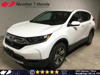 Used 2019 Honda CR-V LX| 3,628 KM| Auto-Start| All-Wheel Drive| for sale in Woodbridge, ON