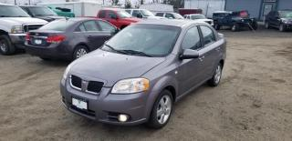 Used 2008 Pontiac Wave 4dr Sdn SE for sale in West Kelowna, BC